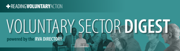 Voluntary sector digest header