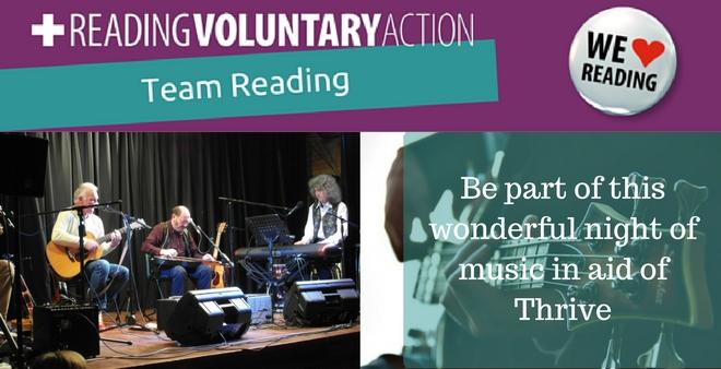 Team Reading Thrive!