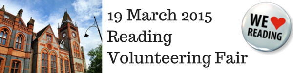Reading Volunteering Fair