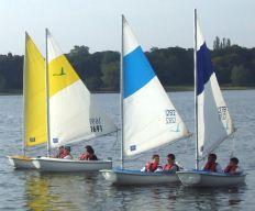 Sail LD 2010 regatta