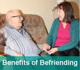 Benefits of Befriending