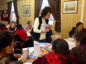 SSAFA Forces Help - Gurkha Ladies English Project