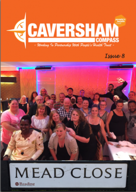 Read the special feature on befriending on pages 12-15 of The Caversham Compass, including a profile of Feed a Friend