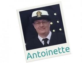 Volunteer Stories - Snap shot Antoinette