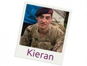 Volunteer Stories - Snap shot Kieran