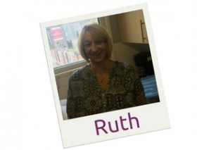 Volunteer Stories - Snap shot Ruth