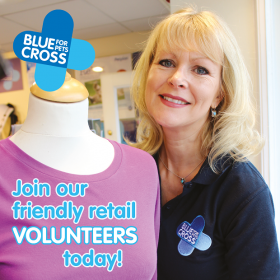 Blue Cross Volunteer