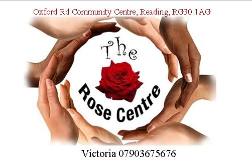 Rose Centre – it's finally here – Reading Voluntary Action