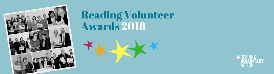 Reading Volunteer Awards 2018
