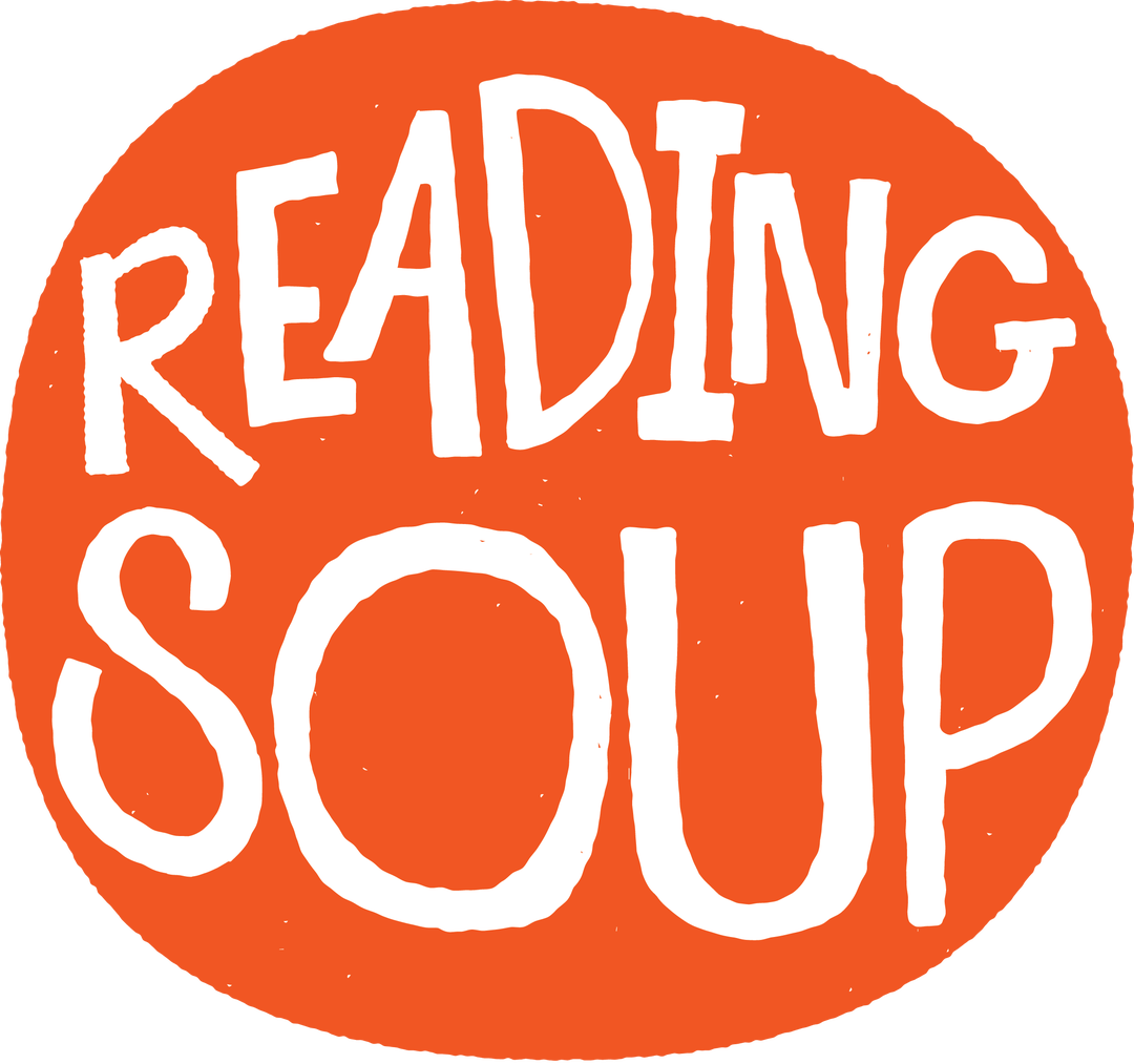 Reading Soup - brand new logo