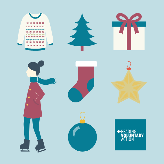 Let us know about your festive volunteering opportunities