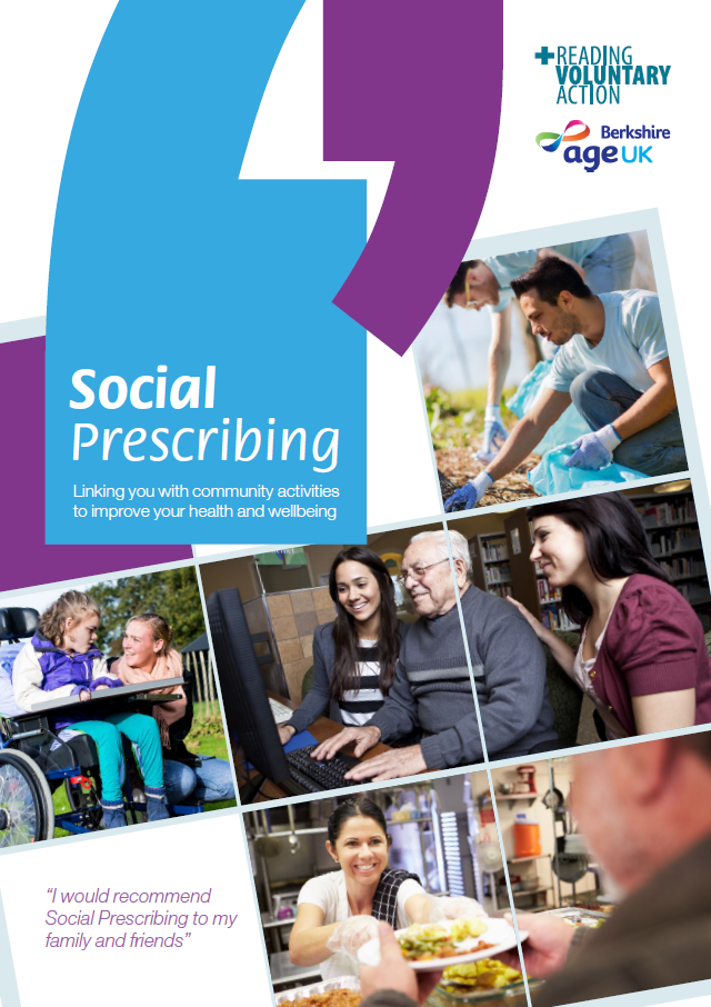 Social Prescribing Leaflet