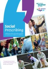 Download the Social Prescribing leaflet